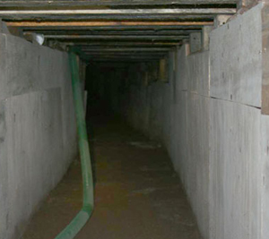 Smuggling tunnels proliferate under Nogales