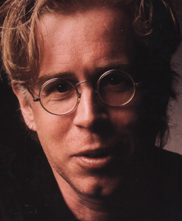 Publicity photo for Bruce Cockburn's 1986 album 'World of Wonders.'