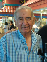 Onofre Tafoya has written several books about his experiences as an underground copper miner. (Image courtesy of Onofre Tafoya)