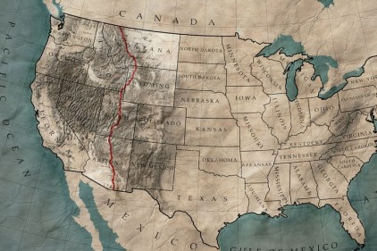 The route taken in the movie Unbranded is 3,000-miles-long, and mostly on public land.