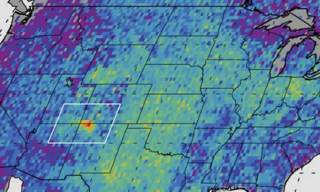 Living among the 'Methane Hot Spot'