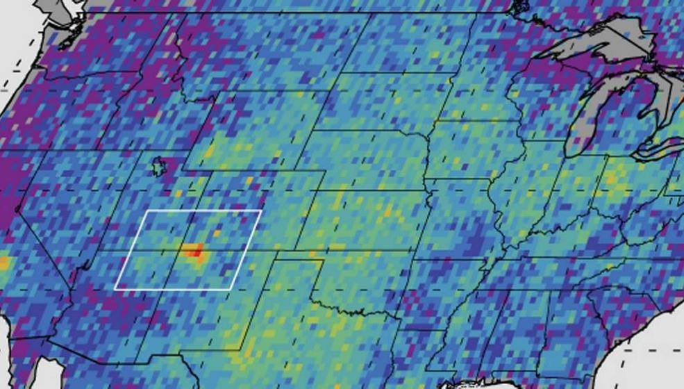 "Living Among the ""Methane Hot Spot"""