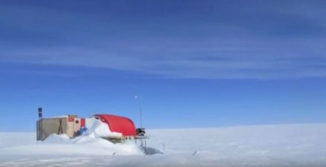 Greenland research station