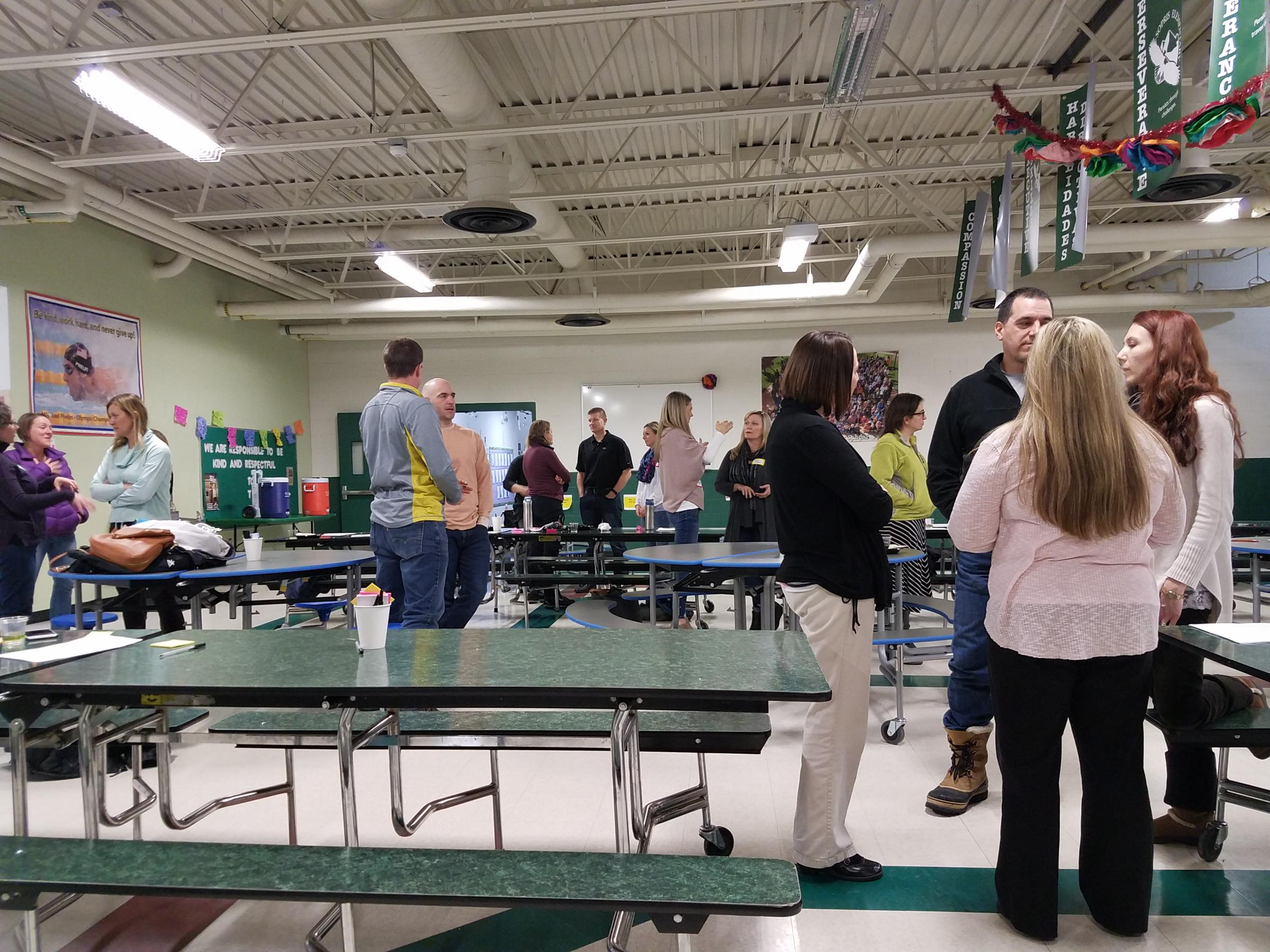 Glenwood Springs' Sopris Elementary Looks to the Future by Engaging Parents