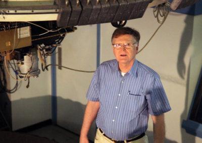 Kitt Peak astronomer Howard Bond