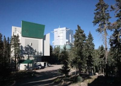 Mount Graham Observatory