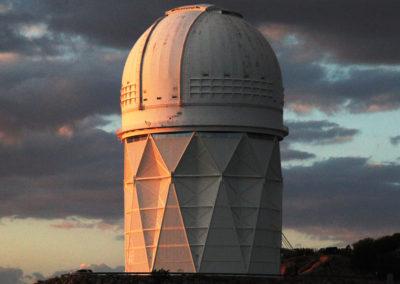 The Mayall Telescope on Kitt Peak