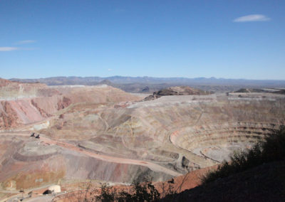 The Morenci Mine