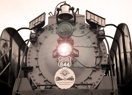 Historic Steam Locomotive Kicks Off Arizona's Centennial