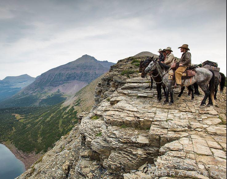 Of Wild Men, Mustangs, and Mountain Ranges
