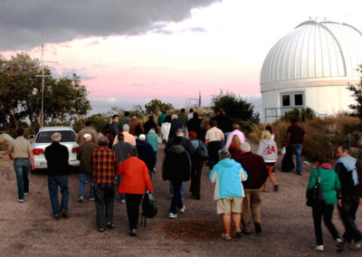 Kitt Peak visitors