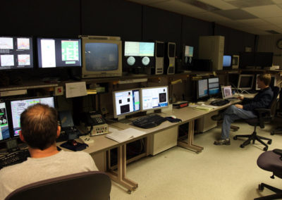 MMT control room
