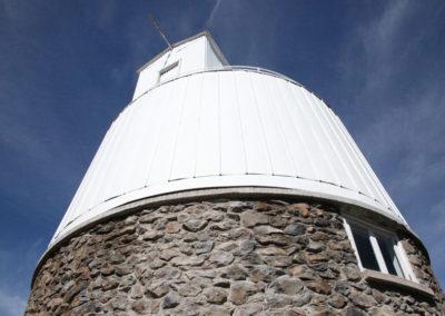 Pluto discovery telescope