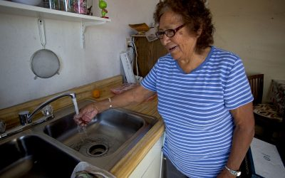 Navajo Water Project Brings Running Water to Off-Grid Households on Navajo Nation